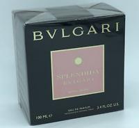 100ml Bvlgari Splendida Rose Rose Eau de Parfum EDP 3.3 oz Perfume Mujer