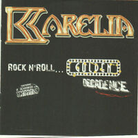 Karelia - Golden Decadence (SCORPIONS) - 2013 10-trk CD album - FREE UK SHIPPING