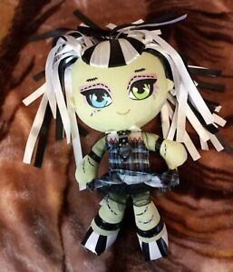 Monster high plush Frankie Stein doll