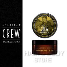 American Crew Moulage Clay 85 G Cire Fixation Forte Coiffante Media Brillant