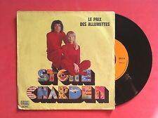 Vinyle, STONE ET CHARDEN, 45 Tours VINTAGE, LE PRIX DES ALUMETTES/YAMAHA