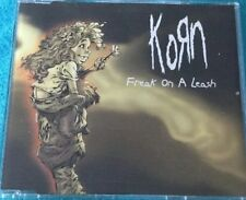 Maxi-CD Korn - Freak On A Leash Guter Zustand