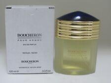 Boucheron Pour Homme Men (Unbox)  3.3/3.4 oz  Eau De Parfum  New No Box