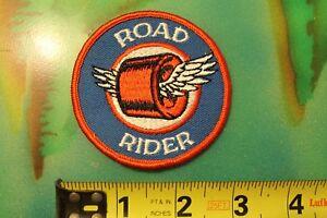 ROAD RIDER Wheels Santa Cruz Skateboards 70's NOS Rare Original Vintage PATCH