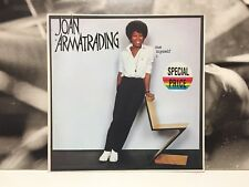 JOAN ARMATRADING - ME MYSELF I LP EX+/EX+ 80's GERMANY REISSUE A&M 394 809-1