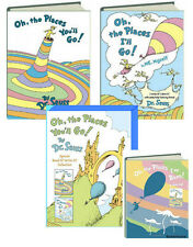 Oh the Places You'll Go & Places I'll Go & Oh the Places You've Been Journal 3pk