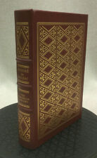 Droll Stories Honore de Balzac Franklin Library Greatest Writers Leather Great