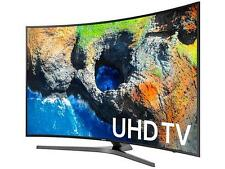 Samsung UN65MU7500FXZA 65-Inch 2160P Curved 4K UHD Smart LED TV - Black (2017)