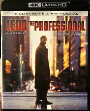 Léon the Professional (4K Ultra Hd + Blu-ray) No Digital Included