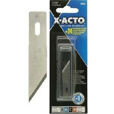 X-Acto X224 No.24 Blades for Xacto Knife x 5: Deburring Blades Heavy-Duty Cuts.