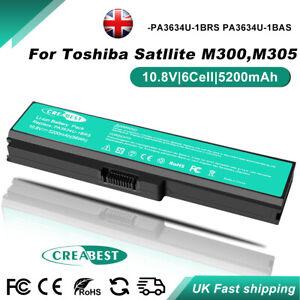 10.8V PA3634U-1BRS PA3635U-1BAM Battery For Toshiba Satellite L600 L770 C660