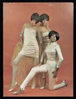 1967 Diana Ross - AN EVENING with the SUPREMES Souvenir Concert Program