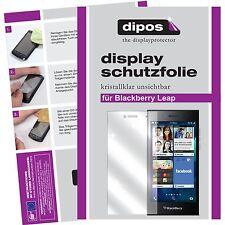 6x dipos Blackberry Leap Film de protection d'écran protecteur cristal clair
