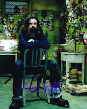 """ROB ZOMBIE SIGNED AUTOGRAPHED 10X8"""" PP PHOTO PRINT halloween 1000 CORPSES"""