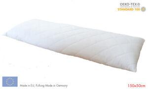 Dakimakura Luxus Kissen 150x50cm Seitenschläferkissen, Made in EU / Germany