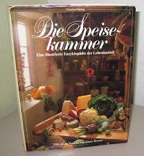 Die Speisekammer Eine illustrierte Enzyklopädie der Lebensmittel Buch gebraucht!