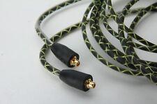 Green Audio Cable with mic For SONY XBA-N3AP N3BP XBA-N1AP XBA-300AP headphones