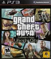 Grand Theft Auto Episodes from Liberty City PS3 New Playstation 3