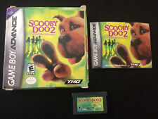 Scooby Doo 2: Monsters Unleashed (Nintendo Game Boy Advance) Complete In Box/CIB