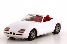 1:87 BMW Z1 blanc brillant blanc, IA rouge / noir - Herpa 020749