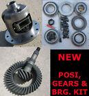 "GM 10-Bolt Car 7.5"" / 7.625"" Posi Gears Bearing Kit - 28 Spline - 3.73 Ratio NEW <br/> * Includes NEW Posi Unit, Ring & Pinion, & Bearing Kit"