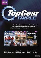 Top Gear Triple DVD NEW / SEALED