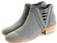 Vince Camuto VC-Pimmy Women's Booties Boots Size 11 Suede Gray