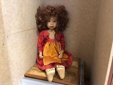 Philip Heath Vinyl Puppe 62 cm. Top Zustand