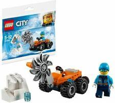 New LEGO City Arctic Ice Saw Polybag #30360 w/ KIDS GO FREE LEGOLAND Ticket