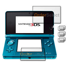 3X Ultra Clear HD LCD Screen Shield Guard Protector for Nintendo 3DS 200+SOLD