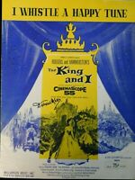 Deborah Kerr Signed The King and I Sheet Music JSA Authenticated