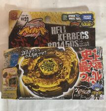 TAKARA TOMY Beyblade Hell Kerbecs BD145DS Hades Kerbecs BB99 Authentic
