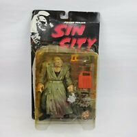 Vintage McFarlane Toys Sin City Marv Color Variant Comic Version New Sealed 1998