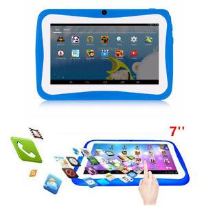 Bambini Tablet Bambini 8GB WiFi Portatile Per Apprendimento + Silicone Case