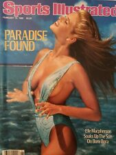 Sports Illustrated Swimsuit Edition 1986 Magazine (Newsstand Issue) other years