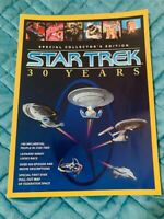 Star Trek Collector's Edition 30th Anniversary Magazine.  1996.  Great Condition