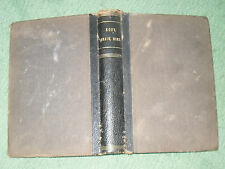 Antiquarian/Collectable/Books.  Body,Brain,Mind.  John Thompson. c1886.   Used.