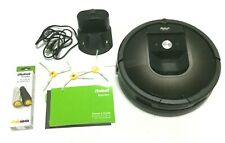 iRobot Roomba 980 Wi-Fi Connected Self Cleaning Cordless Robot Vacuum Black