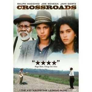 Crossroads - Ralph Macchio (All Region Dvd)= Dvd