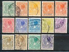 Nederland  149 - 162 gebruikt