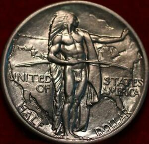 1926 Pilgrim Tercentenary Celebration Silver Comm Half