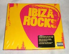 IBIZA ROCKS - INDIE ROCK COMPILATION - 36 TRACK 2 X CD NEW & SEALED  MANUMISSION
