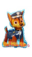 """Paw Patrol 34"""" Foil Balloon Helium Party Birthday Decoration Chase"""