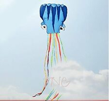 5M Octopus Foil Kite; Come with Handle & String; Beach Park Garden Playground Ou