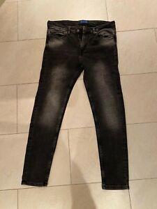 schwarze Jeans,Gr.W32