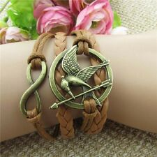 Friendship Bracelet Hanger Games  Fashion Leather Bracelet [12]