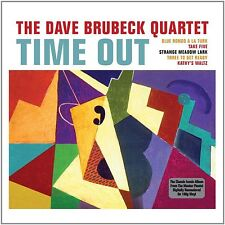 Dave Brubeck Quartet-Time Out (180 G VINYL LP) NEUF/SCELLÉ