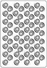 Crafts Too Embossing Folder - swirl