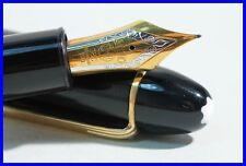 1970 MONTBLANC 149 Masterpiece Fountain Pen F 18c gold nib