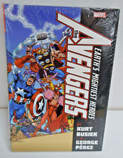Avengers by Busiek & Perez Voiume 1 Omnibus HC Hard Cover New Sealed $125